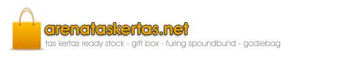Tas Kertas Arena | Tas Kertas | Paperbag murah