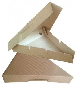 Kotak Pizza Segitiga